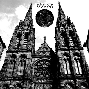Omslag - Noise-rockig samlingsplatta