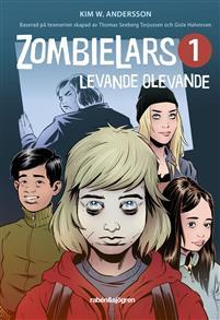 Omslag - Zombies, utanförskap och motstånd
