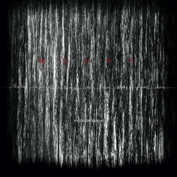 Omslag - Mörk, doomig jazzplatta